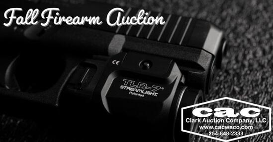 Firearms, Ammo, Knives, Hunting Auction