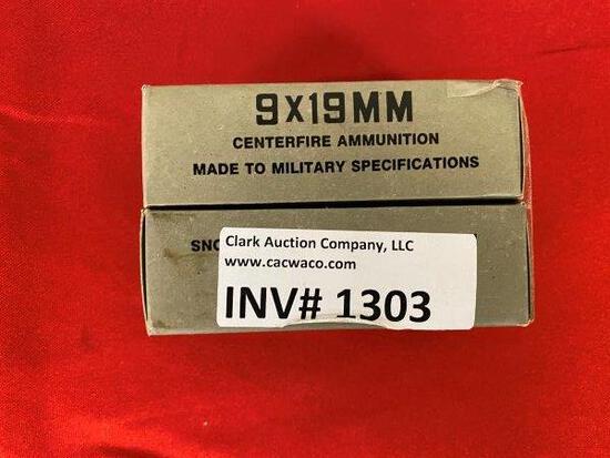9mm - Factory Norinco 9mm 124 gr Ball