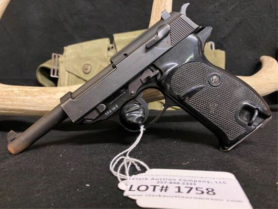 Walther P38, 9mm Pistol, 185185