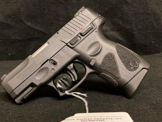 Taurus G2C, 9mm Pistol, TLZ54955