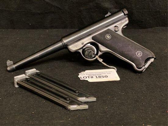 Ruger 22cal, 22lr Pistol, 11-66590