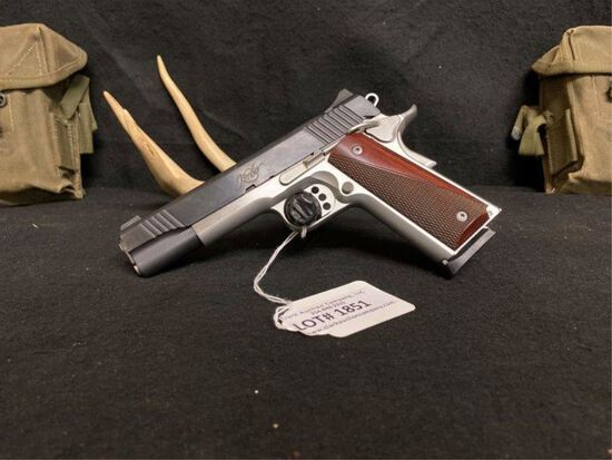 Kimber Custom II, 45acp Pistol, K516418