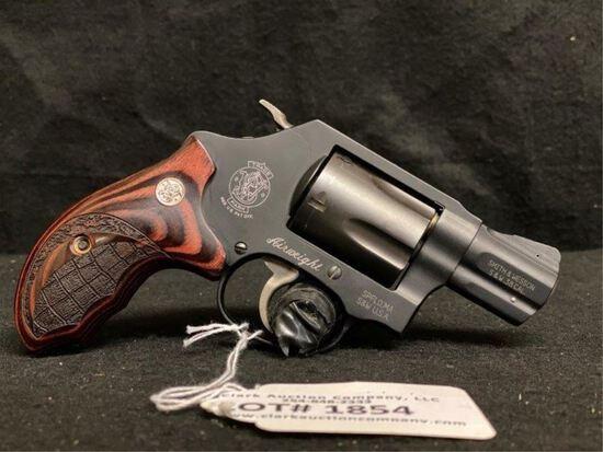 S&W Airweight, 38 Pistol, CTJ5292