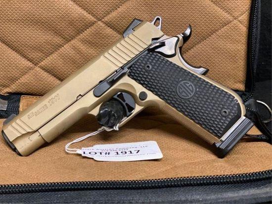 Sig Sauer 1911, 45acp Pistol, 54E045801