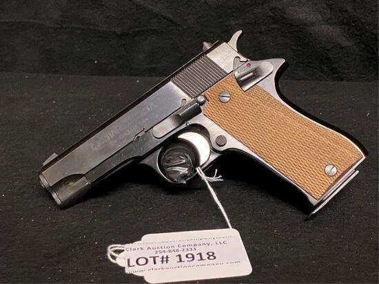 Star BKM, 9mm Pistol, 1484521