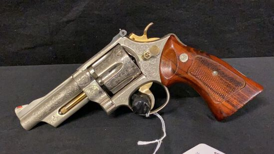 Smith & Wesson 27-2, 357mag Revolver, N711446