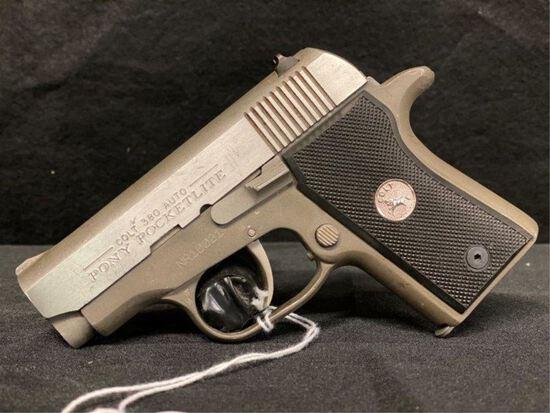 Colt Pony Pocketlite - 380ACP - NR10021