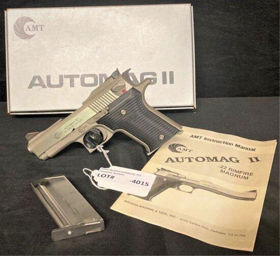 AMT AutoMag II - 22 Mag - C03514