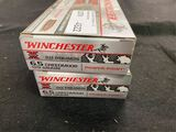 20rds Winchester 6.5creedmoor 129gr