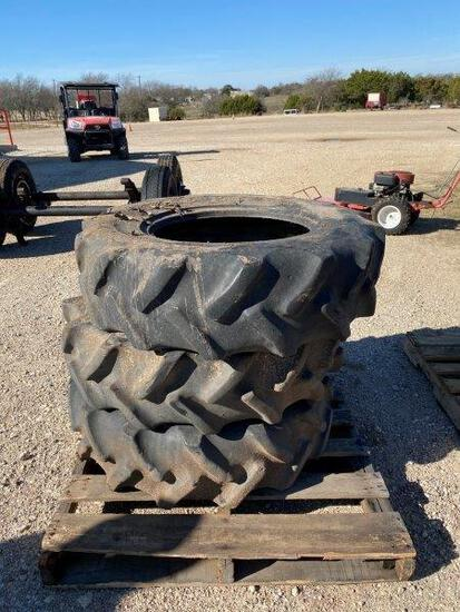 3pc Good Year 11.2R20 Tires