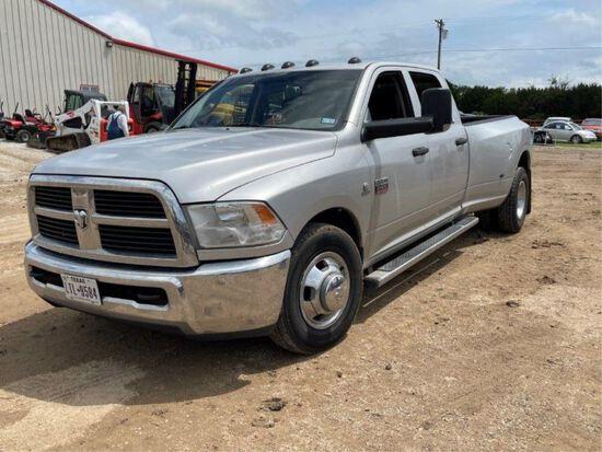 *2012 Dodge Ram 3500 Pre Def