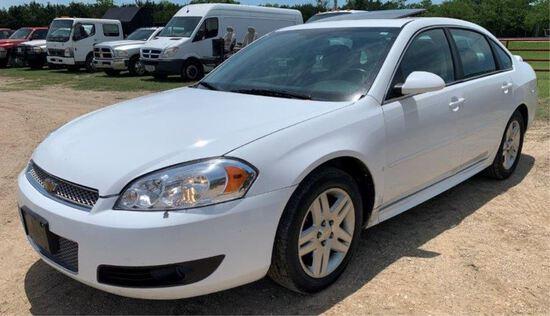 *2012 Chevy Impala
