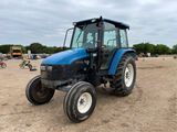 New Holland TL 80 Cab Tractor