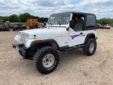 *1989 Jeep Wrangler