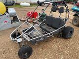 Silver Fox GFX Go Kart 6.5hp