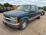 *1996 Chevrolet 1500 Extended Cab