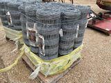 9rolls LIght Duty Woven Sheep & Goat Wire