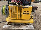 Titan Heavy Duty Commercial Air Compressor