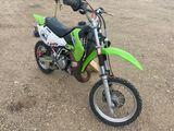 Kawasaki KX 65 2stroke water cooled Dirt Bike