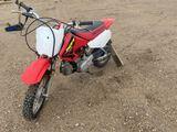 2003 Honda XR 70R Dirt Bike