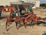 9 Shank 3pt Chisel Plow