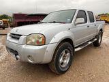 *2001 Nissan Frontier SE-V6