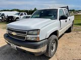 *2007 Chevy 2500HD 4WD