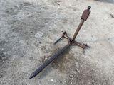 3pt Hay Spear