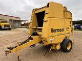 Vermeer 604 Series K Round Baler