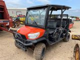 Kubota RTV X1140 Diesel