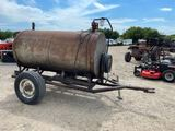 500gal Portable Fuel Tank w/Pump