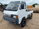 Daihtsu Hijet Truck 4x4