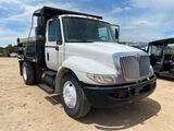 *2009 International Dump Truck