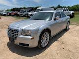 *2010 Chrysler 300 SALVAGE TITLE
