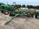John Deere 2432 Offset Plow