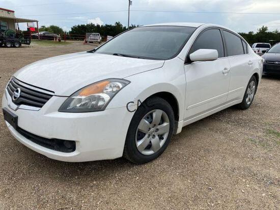 *2008 Nissan Altima 4door