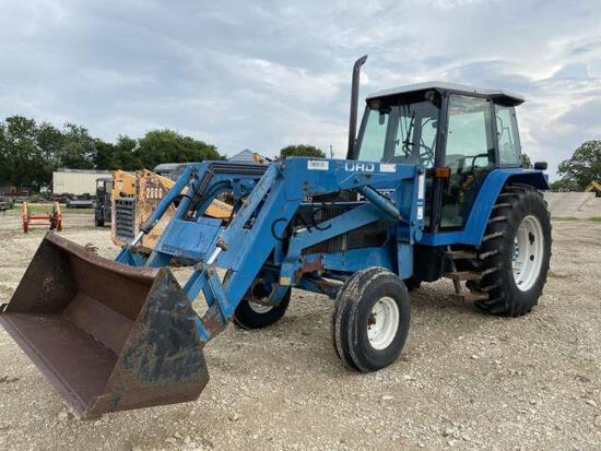 Ford Tractor w/Loader