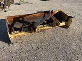 Rhino 6' 3pt Box Blade w/Rippers