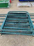 2-12' Livestock Panels & 4 small gates