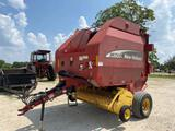 New Holland BR750 Round Baler