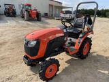 Kubota B2401 Narrow 4x4 Diesel Tractor 4hrs
