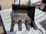 Kubota Excavator Bucket K7970