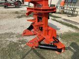 Top Cat Hydraulic Skid Steer Tree Shear w/grapple
