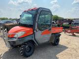 Kubota 4X4 Diesel Rtv/1100 4X4 Diesel Cab n air
