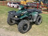 Polaris Magnum 500 4x4 Shaft Ride System