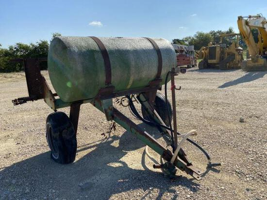 Pintle Hitch Spray Rig