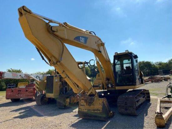 Caterpillar 315B Track Excavator