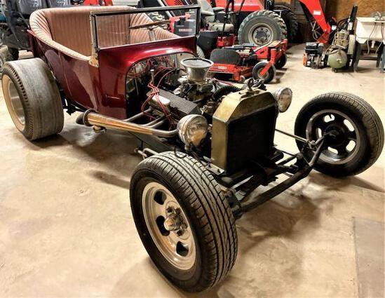 *1923 Model T Bucket Hot Rod w/title