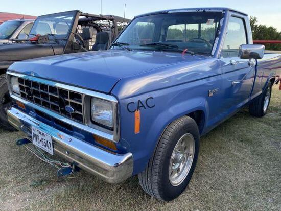 *1988 Ford Ranger XLT