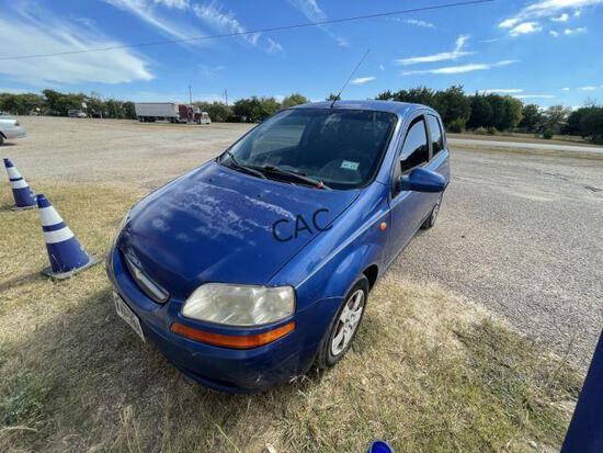 *2008 Chevrolet Aveo